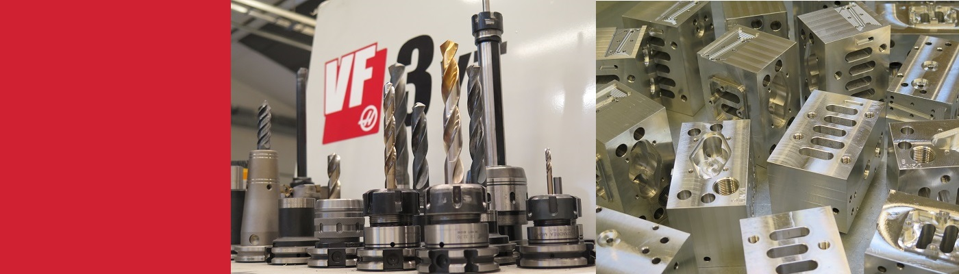 In-house machining service brings time and price benefit for the Customer
