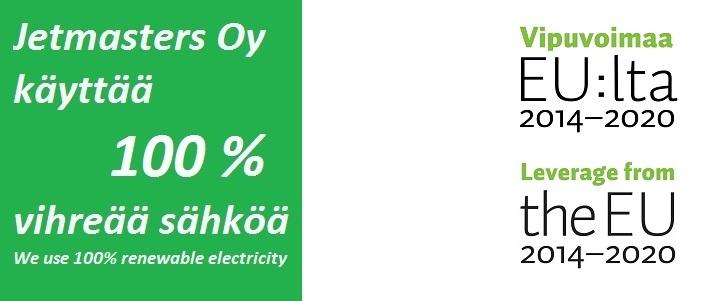 Uusiutuvaa energiaa green energy
