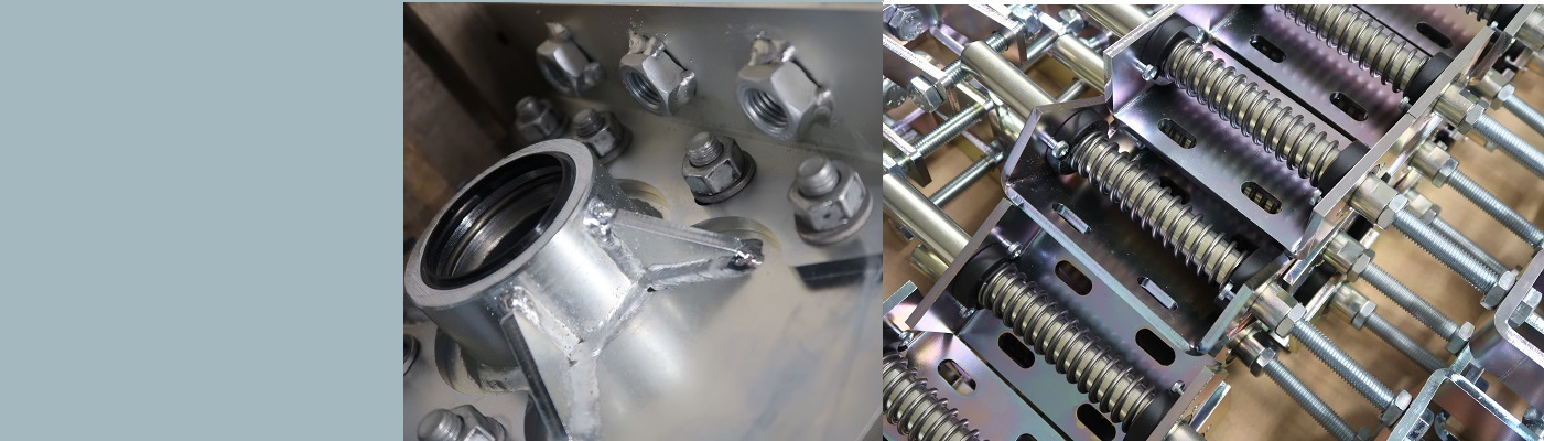 Contract manufacturing of metal parts and components